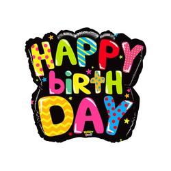 Mighty Birthday Word INT 35146WE-P