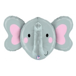 Dimensionals™ Baby Girl Bear INT35259-P