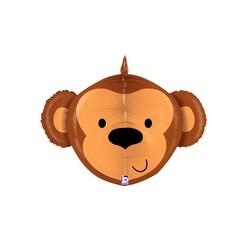Dimensionals™ Monkey 3D INT 35566-P