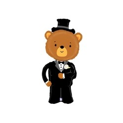 Linky Groom Bear 49''  INT 35595-P