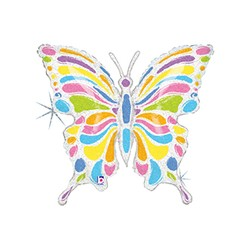 Pastel Butterfly INT 35087H-P