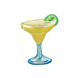Margarita Glass INT 15437-P