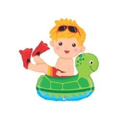 Boy Floatie INT 35248-P