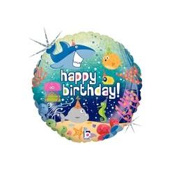 Birthday Ocean 18'' INT 36559H-P