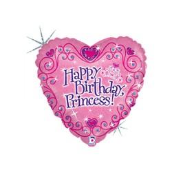 Happy Birthday Princess Tiara 18'' INT 86589H-P