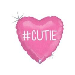 Hashtag Cutie Gril 18'' INT 36584H-P
