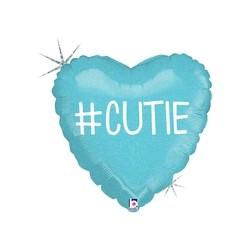 Hashtag Cutie Boy 18'' INT 36585H-P