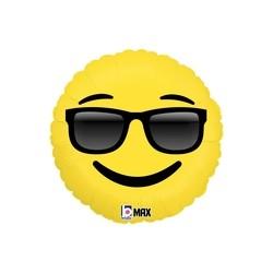 Emoji Sunglasses 18'' INT 36265-P