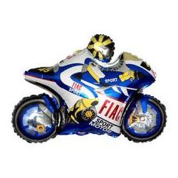 Motor  niebieski 14''
