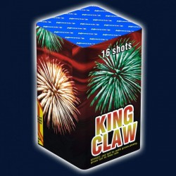 KING CLAW 16strz 20sek
