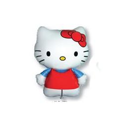 Hello Kitty Czerwone