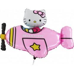 Hello Kitty samolot Różowy