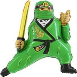 Ninja Zielony