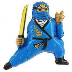 Ninja Niebieski