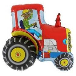 Traktor Czerwony