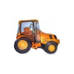 Traktor Żółty