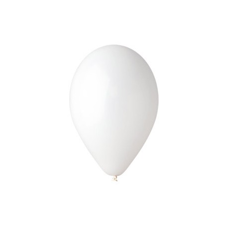 Pastelowy Biały  100 szt