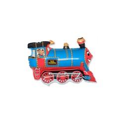 Pociąg Niebieski