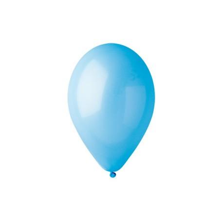 Pastelowy Błękitny 100 szt