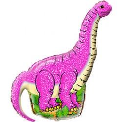 Dinozaur Różowy