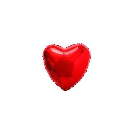 Serce Czerwone 18''