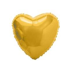 Serce Złote 18''