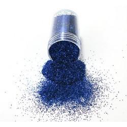 Brokat Dekoracyjny Niebieski