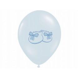 Wózek Niebieski Balon Guma 14''